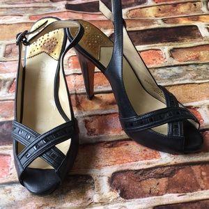 Cole Haan ' Melinda Air' Black Heel 7 1/2